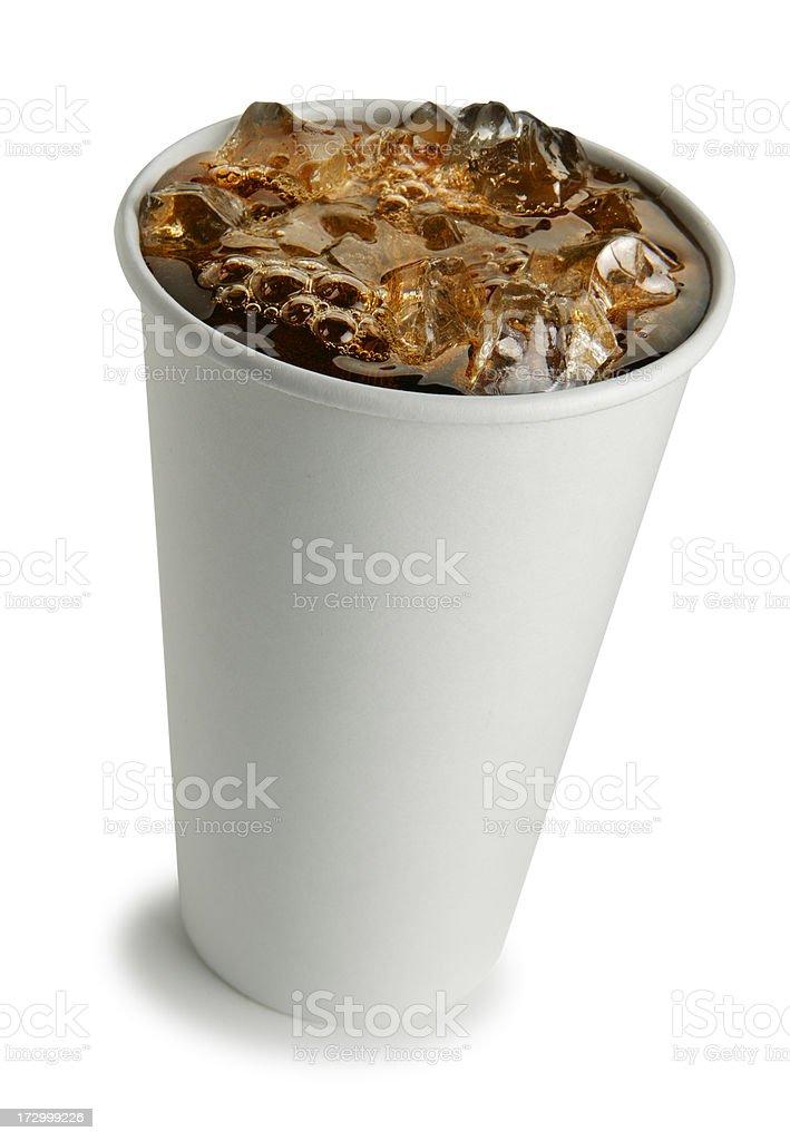 Soda royalty-free stock photo