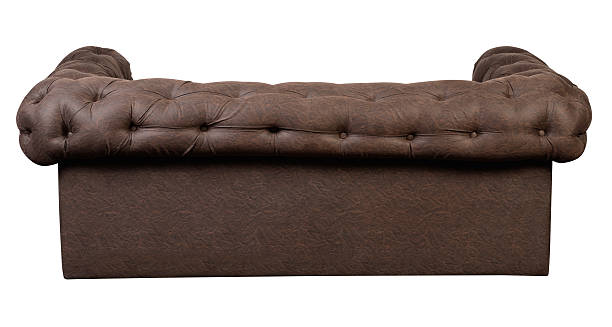 Sofa. Clipping path, series see more.... stock photo