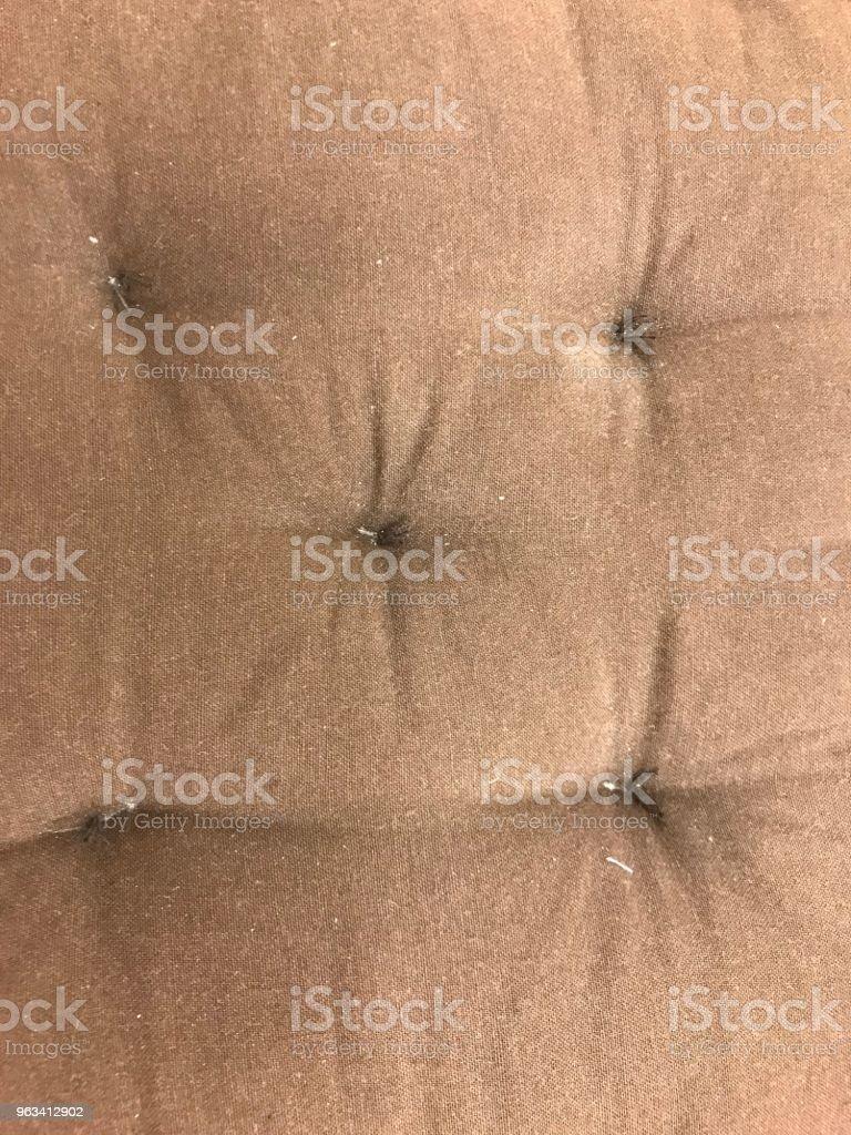 Sofa cushions seat texture - Zbiór zdjęć royalty-free (Bez ludzi)