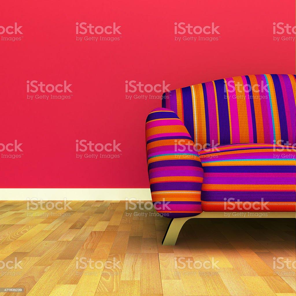 Sofa royalty-free stock photo