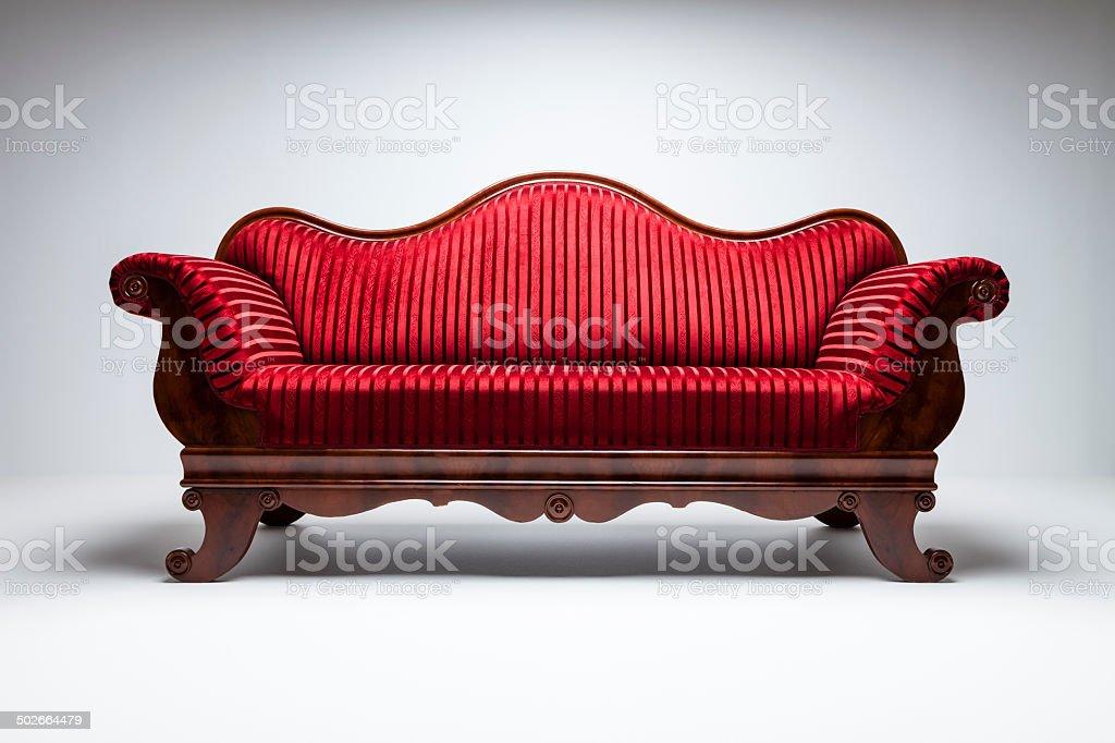 Sofa Royal Lizenzfreies stock-foto
