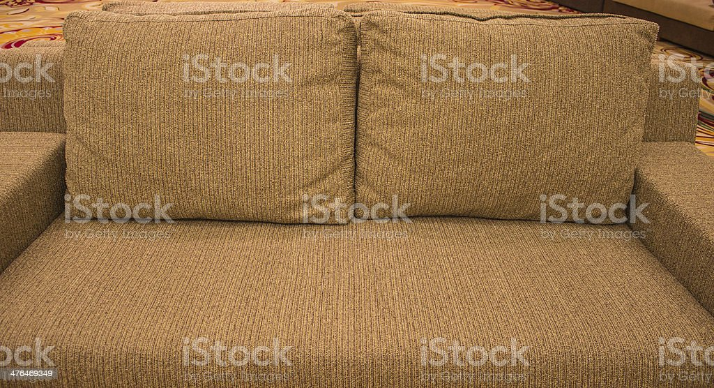Sofas and carpets. royalty-free stock photo