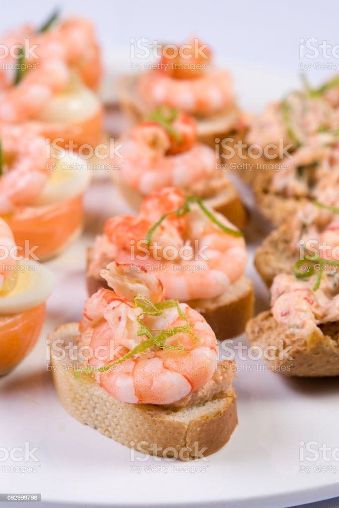 Canapés foto de stock royalty-free
