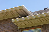 istock Soffit on back of house 905617242