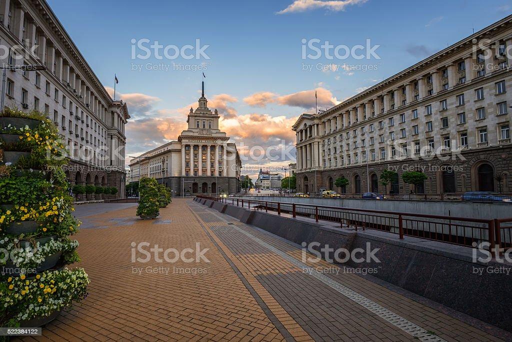 Sofia, Bulgaria stock photo