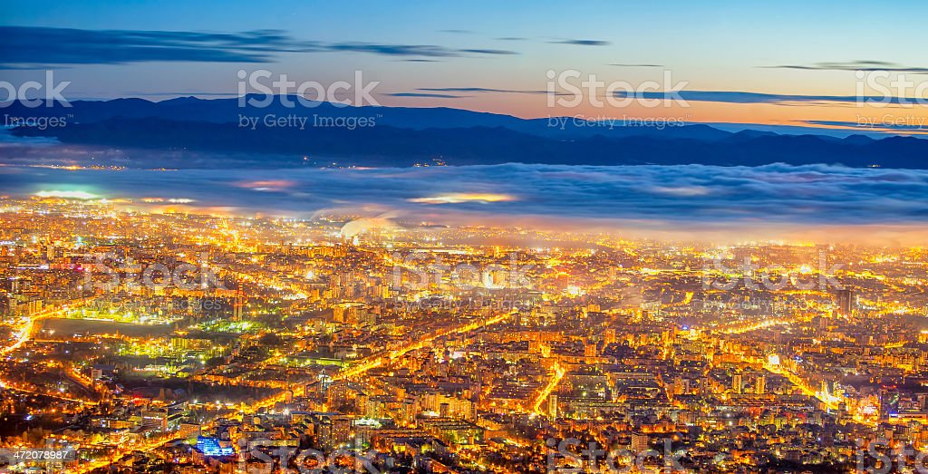 Sofia stock photo