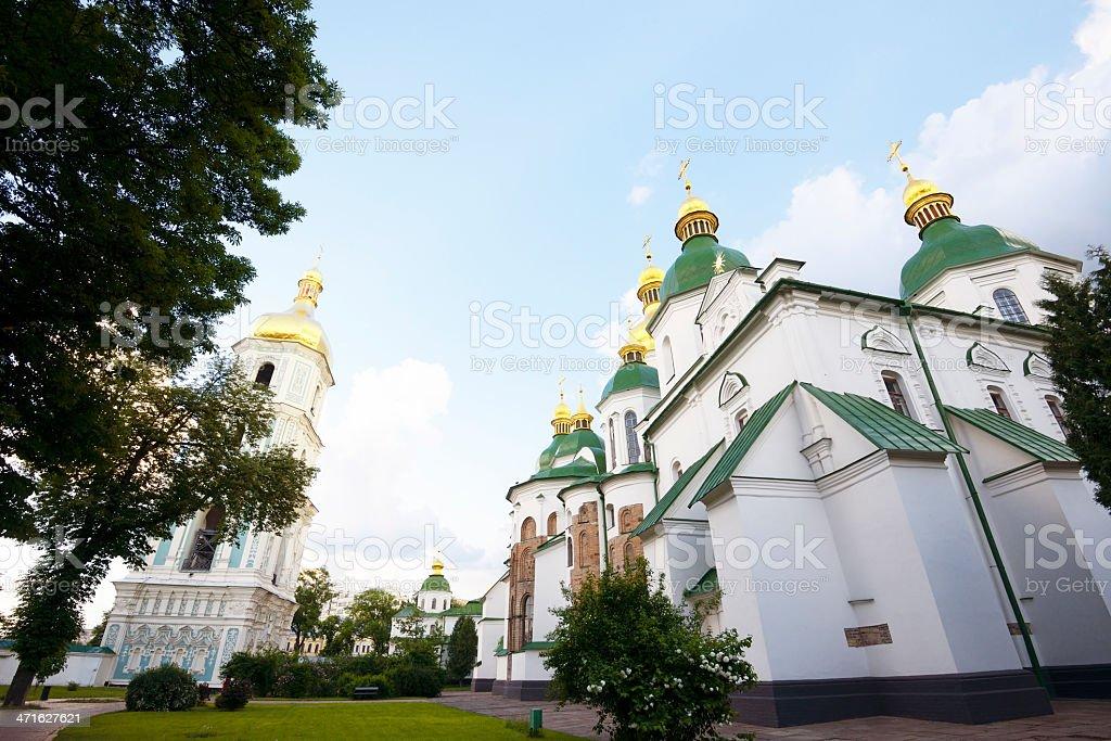 Sofiyiskiy Cathedral royalty-free stock photo