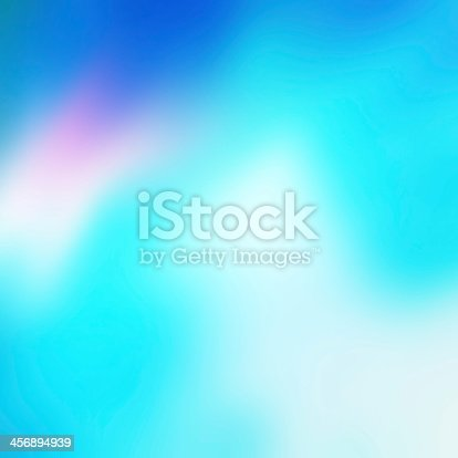istock Soft Abstract blue background. 456894939