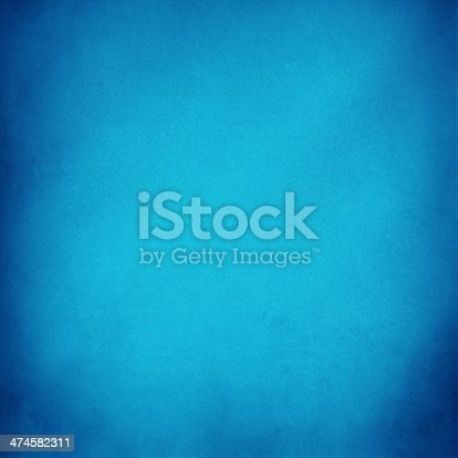 istock Soft abstract blue background. 474582311