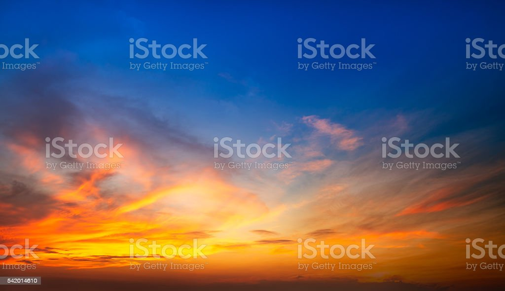 Soft and blur sunlight stock photo