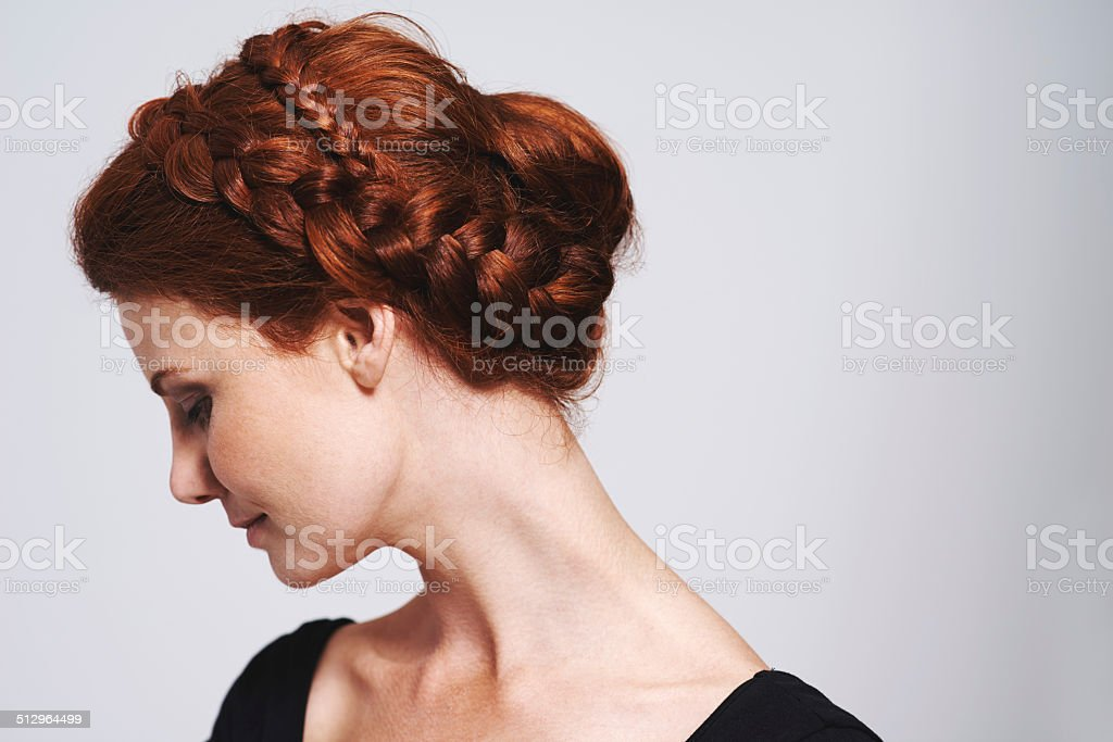 Soft and romantic stock photo