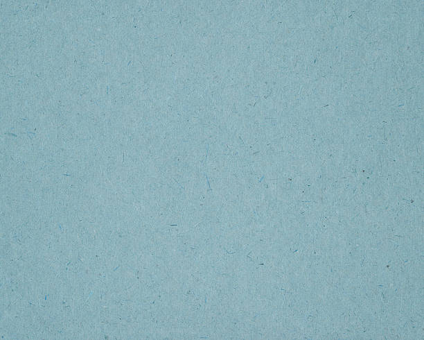 soft blue blank texture paper stock photo