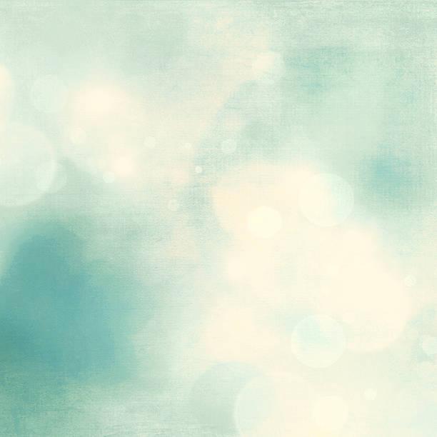 Soft blue fresh nature background stock photo