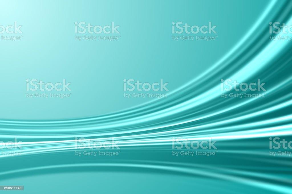 Fondo de suaves ondas azul - foto de stock