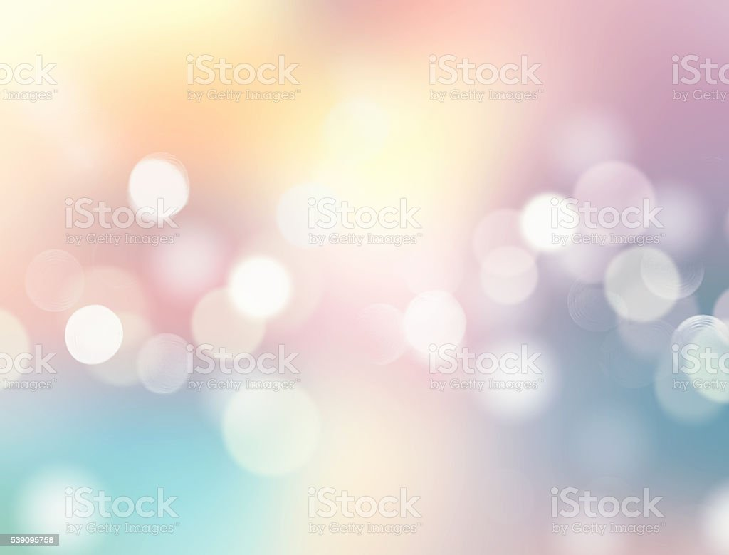 Soft colors blurred abstract background illustration. stock photo