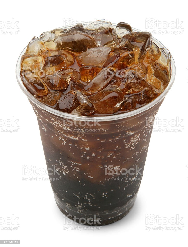 Soft Drink royalty-free stock photo