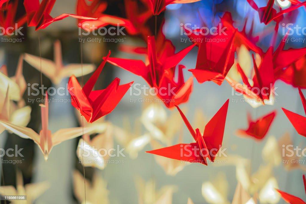Set Isometric Line Japanese Paper Lantern, Origami Bird And Sushi ... | 682x1024