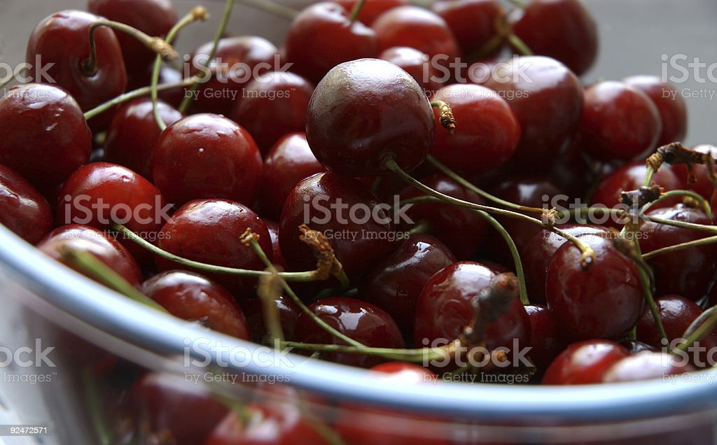 soft focus sherries royalty-free stock photo