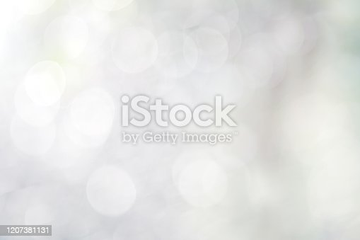 Soft focus water bokeh background.