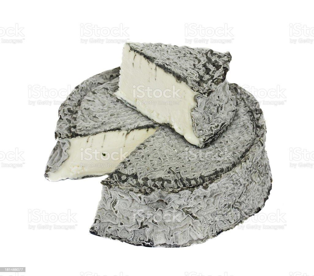 soft fresh cheese royalty-free stock photo