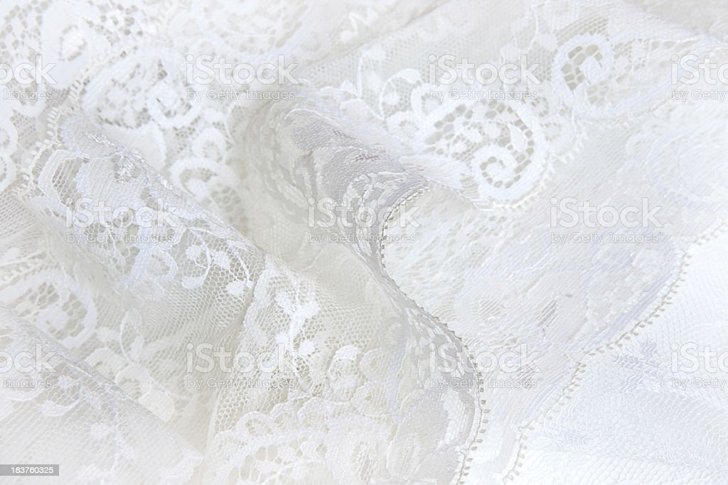 Soft Lace stock photo