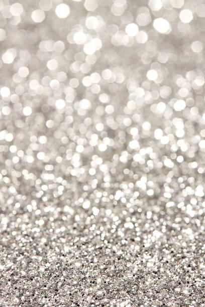 sanfte licht silber hintergrund-vertikal - weihnachten de stock-fotos und bilder