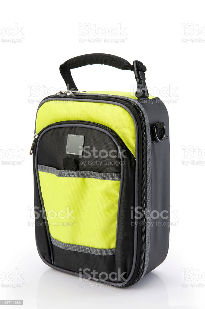 Soft Lunchbox royalty-free stock photo