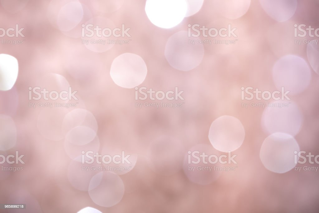 Soft Mottled Pink Background with Bokeh stock photo