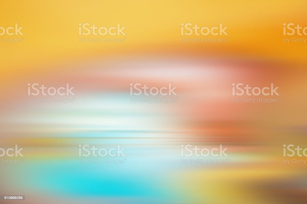 Soft, Muted, Abstract Background, Defocused Chromatic Style, Fullframe stock photo