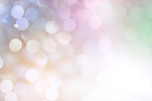 istock Soft pastel colored lights for Easter or Mother's Day. 926010332