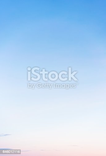 646012098istockphoto Soft pastel coloured graduated sky at sunset in winter 646012116