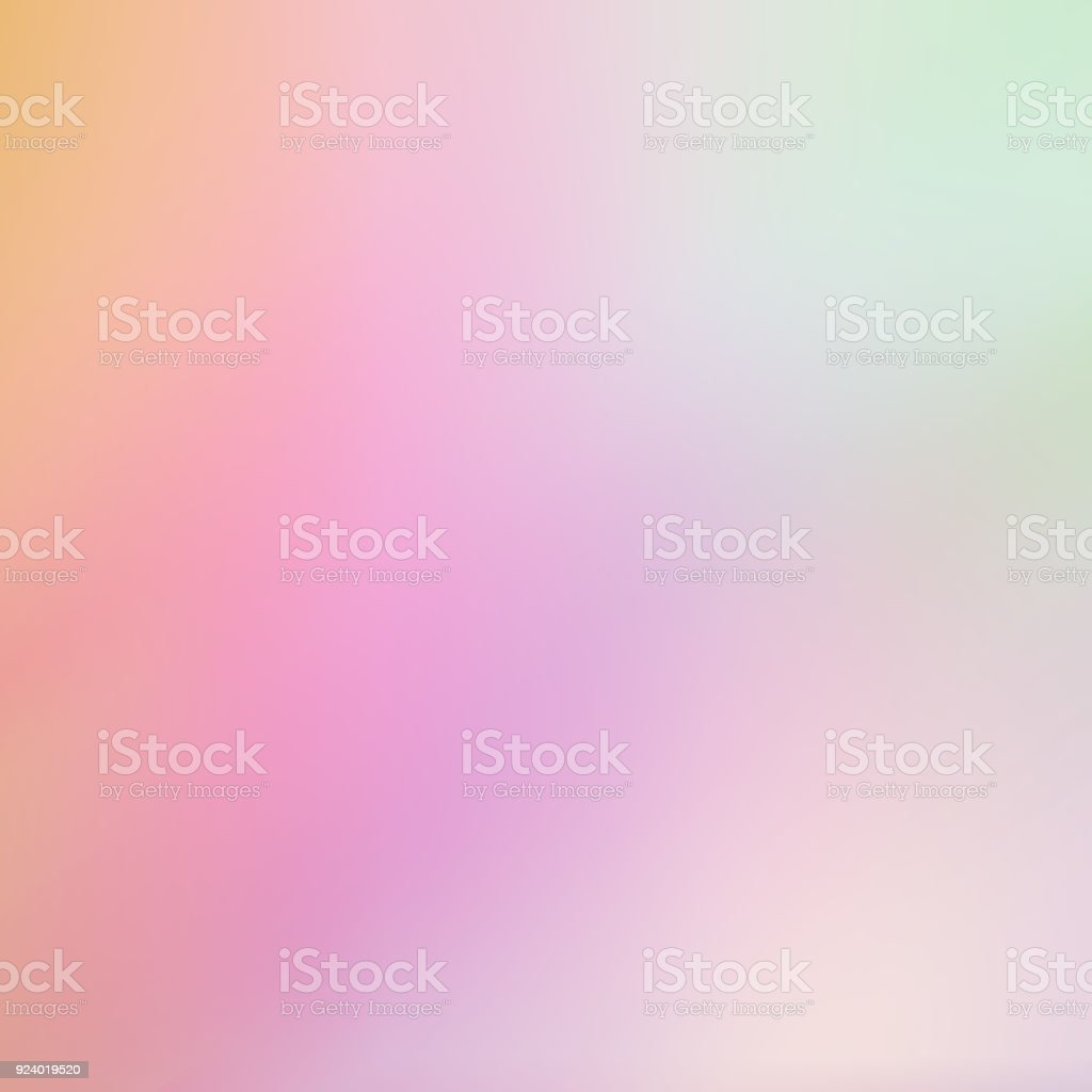 Soft pink and blue color gradient  background stock photo