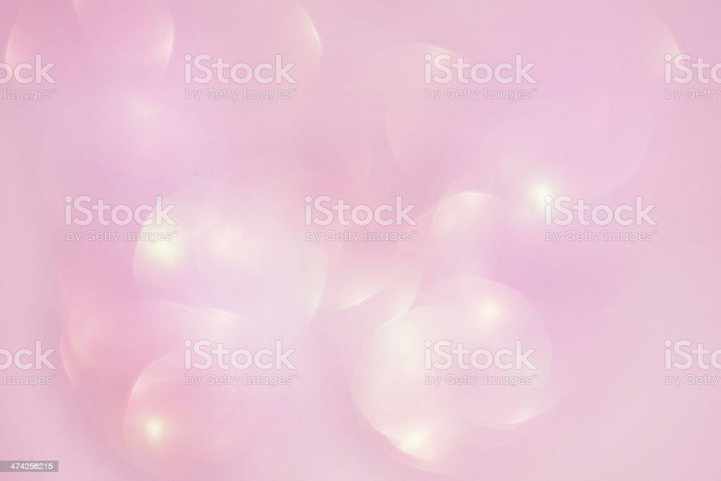 Soft Pink Bokeh Background royalty-free stock photo
