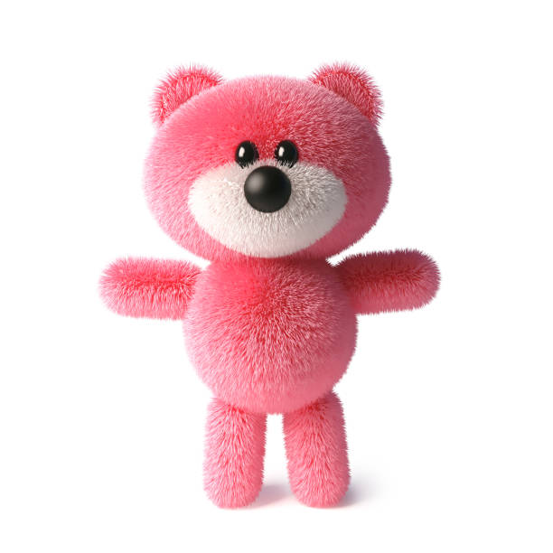 Soft pink fluffy teddy bear character standing peacefully 3d picture id1165185508?b=1&k=6&m=1165185508&s=612x612&w=0&h=qnfpdauaevcxorlffjj0 as5 nefnidl7bys1lhkhbw=