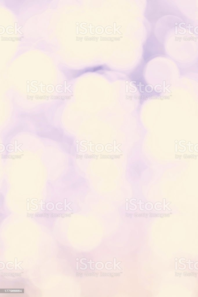 Soft pink lights background with bokeh.  Festive background. royalty-free stock photo