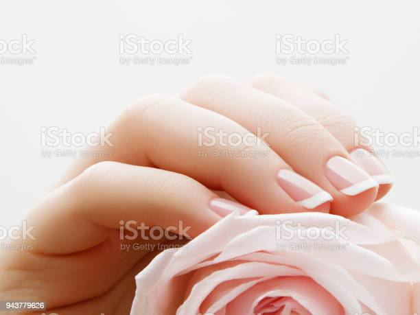 Soft selective focus beauty nail care delicate hands with french a picture id943779626?b=1&k=6&m=943779626&s=612x612&h=xhzlt 8pjmxiz40re0yy4imss9zqpaxfsyzyeiuitii=