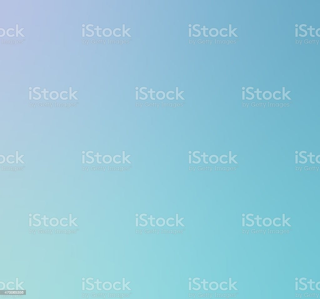 A soft sky blue abstract background stock photo