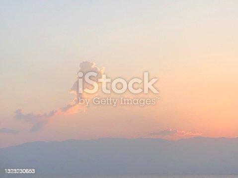 istock Soft Sky 1323230653
