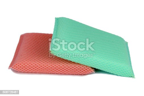 istock Soft sponge for cleaning 508728481