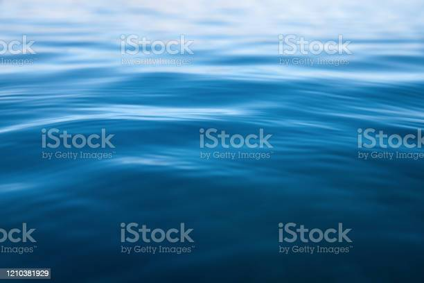 Photo of Soft Water Background