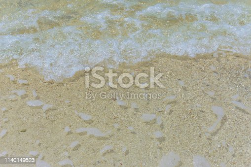 Sand, Pebble, Liquid, Greece, Beach