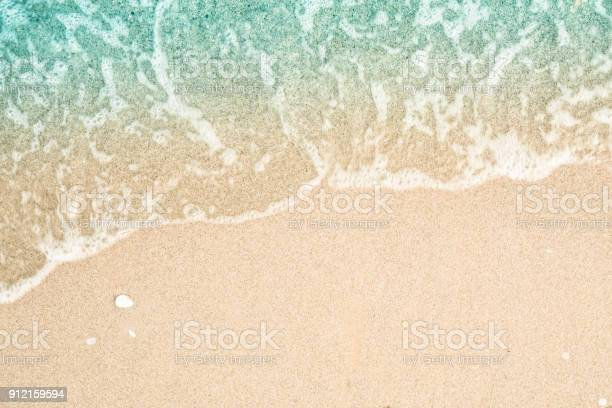 Soft wave of turquoise sea water on the sandy beach closeup and picture id912159594?b=1&k=6&m=912159594&s=612x612&h=fgyeqh4s 9 cmqn8vsct7e2m9xkmlozio7xpcsyhmjg=