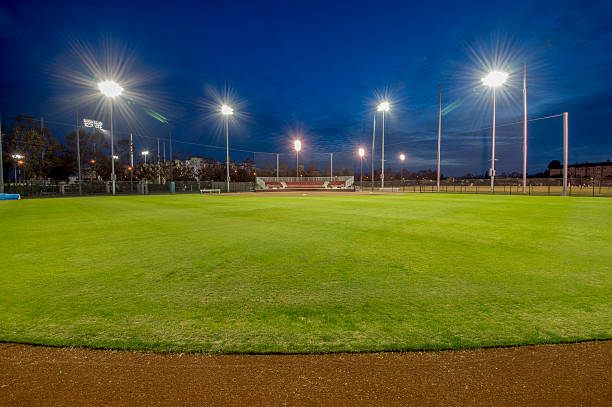 Campo de Softball - foto de stock