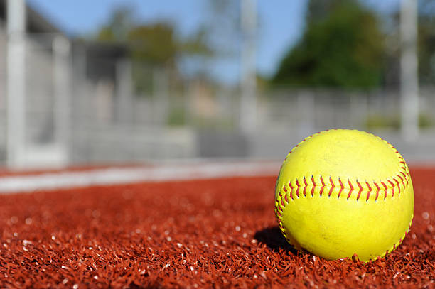 softball - softball stock photos and pictures
