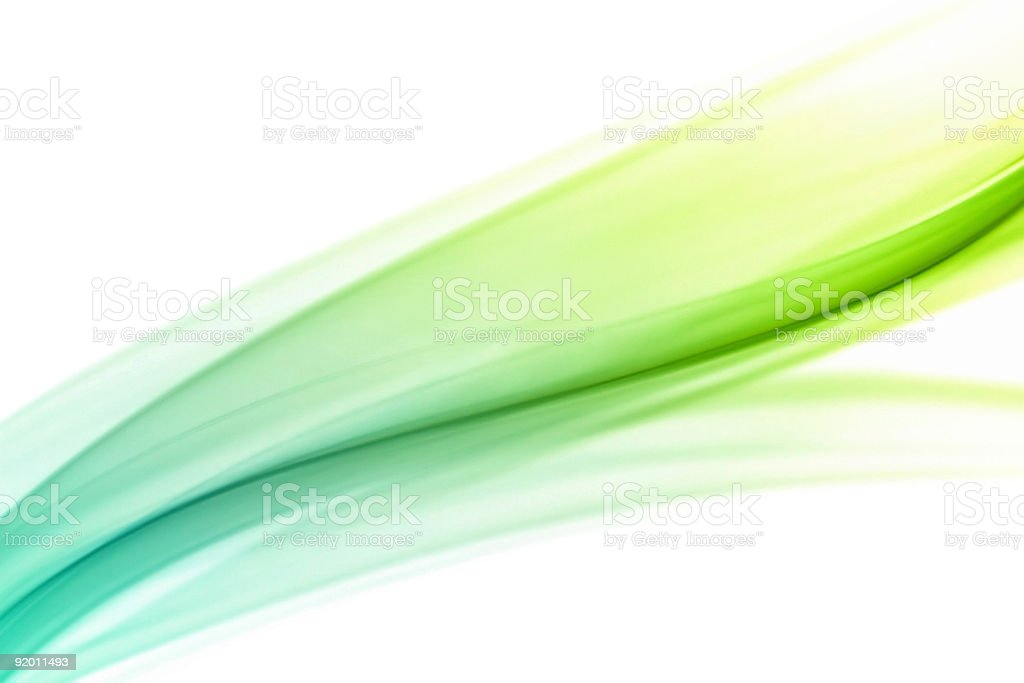 Softfocus abstract wave stock photo
