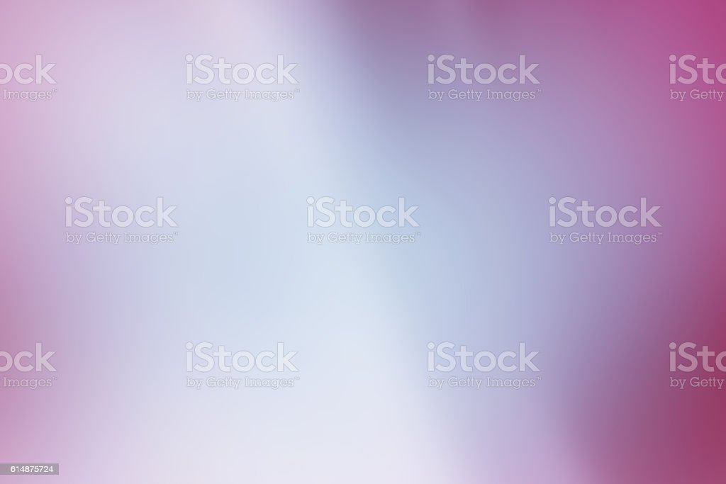 Soft,Muted, Abstract Background, Defocused Blue, Pink, Copy Space stock photo