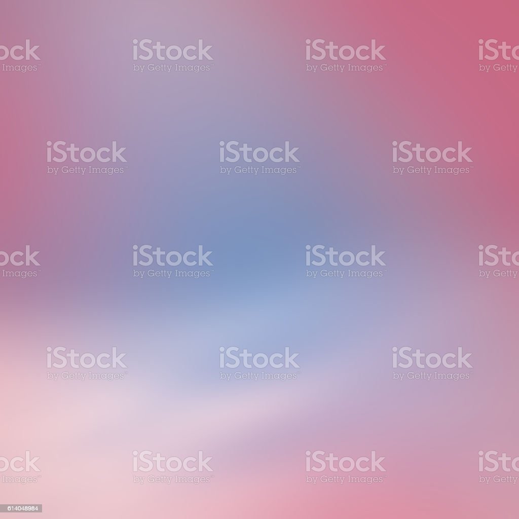 Soft,Muted, Abstract Background, Defocused Blue, Pink, Fullframe stock photo