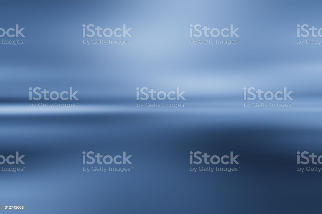 Soft,Muted, Abstract Background, Defocused Blue, White Cloudscape Style, Full-frame stock photo