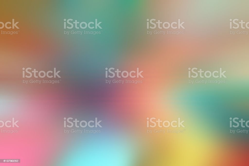 Soft,Muted, Abstract Background, Defocused Chromatic Style, Full frame stock photo