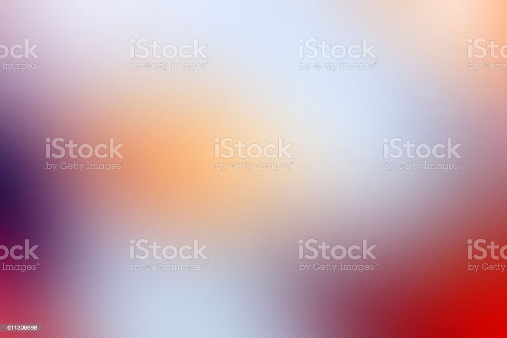 Soft,Muted Glowing Abstract Background, Defocused Browns Spectrum, Full Frame stock photo